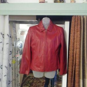Jackets & Blazers - Genuine lambskin